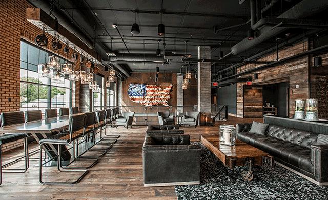 Ironworks Hotel Indy Hospitality Design