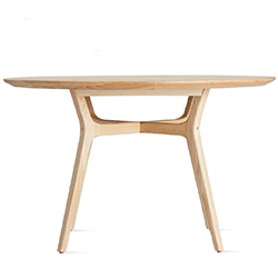 Signe Bindslev Henriksen And Peter Bundgaard Rützou Of Design Firm E Copenhagen Have Crafted The New Rén Dining Table For Within Reach