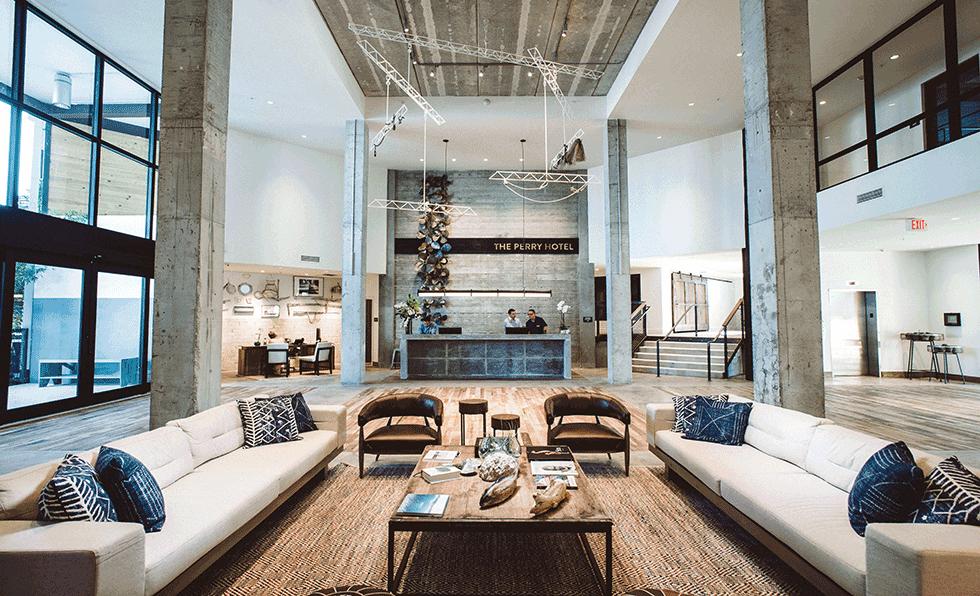 Interior Design Firms: Johnson Nathan Strohe (public Space), Denver, And  Casa Conde U0026 Associates (guestrooms), Oakland Park, Florida