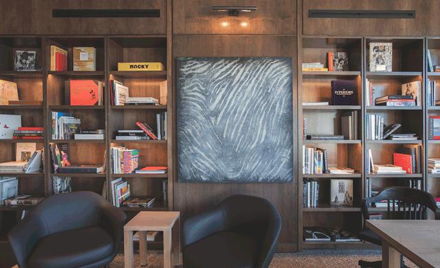 Offsite at Fitler Club in Philadelphia Adds New Arts Program - Hospitality Design