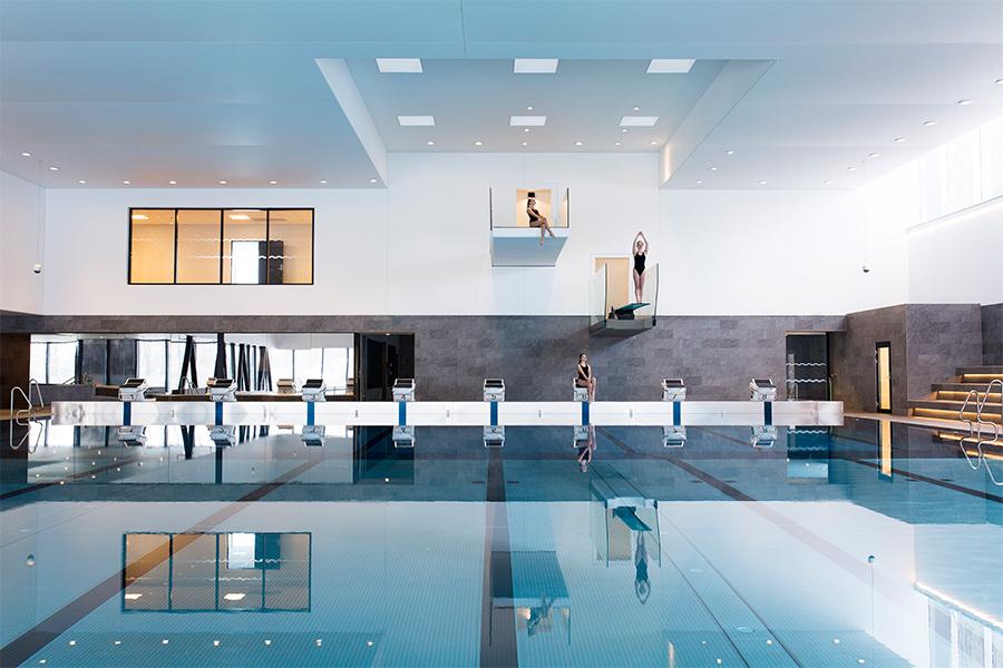 Bølgen Bath & Leisure Center