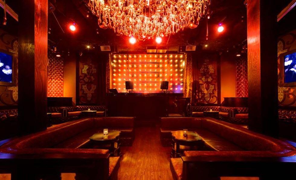 Av Nightclub Los Angeles Hospitality Design