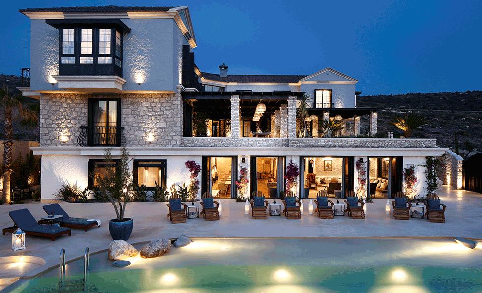 Alacati port ladera hotel hospitality design for Design boutique hotel alacati