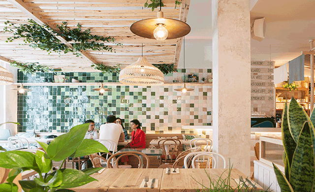 London Goes Green with Avocado Pop-Up | Hospitality Design