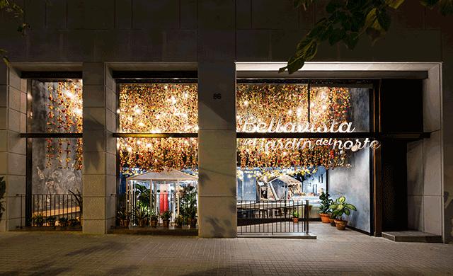 Bellavista Del Jardin Del Norte Hospitality Design