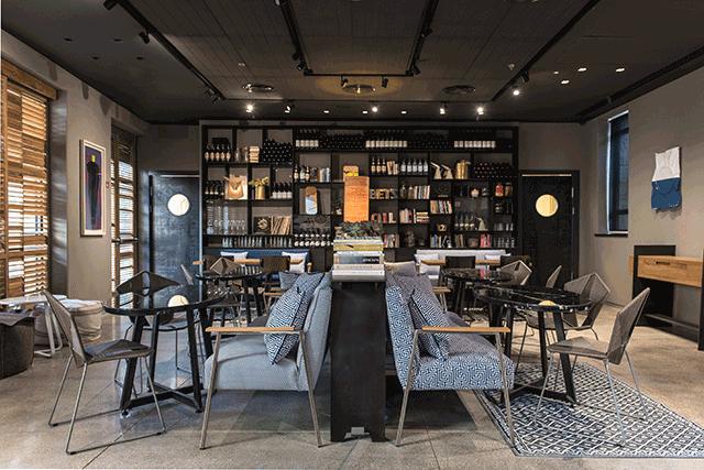 Bezalel hotel opens in jerusalem hospitality design for Design hotel jerusalem