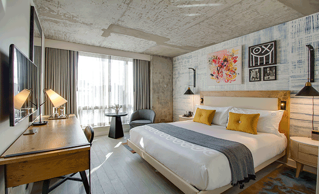 Hotel 50 Bowery Opens in Lower Manhattan Hospitality Design