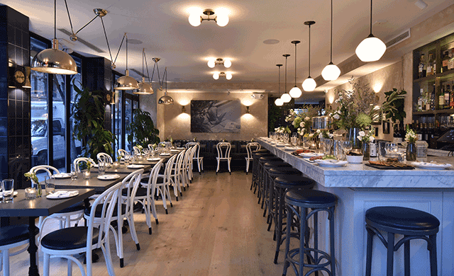 Brigitte Has Arrived On The Lower East Side Of Manhattan As A New French Concept With Brazilian Twist Designed By Jeffrey White York Based Firm