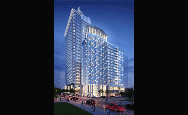 A 17 Story Kimpton Hotel Is Coming To Charlotte North Carolina Thanks Deal By Spectrum Properties And Cornerstone Real Estate Advisers
