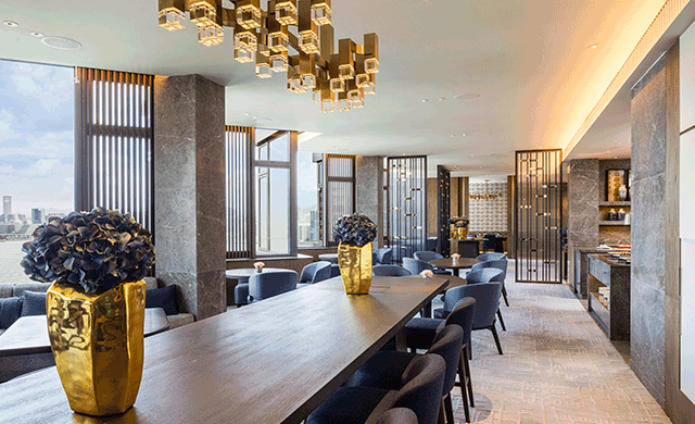 Hong Kong Waterfront Welcomes Hotel Vic On The Harbour Hospitality