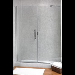 Illusion Frameless Shower From Coastal Industries