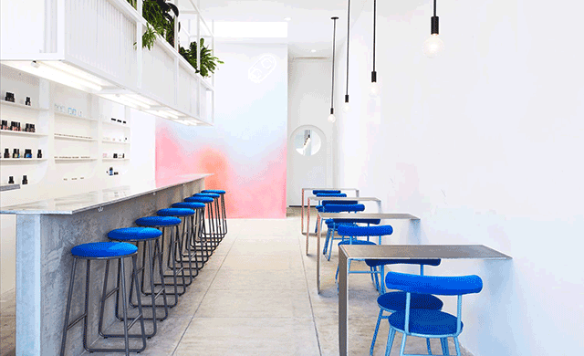Color Camp Debuts in Los Angeles Hospitality Design