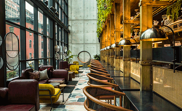 Developed by Lightstone, the Moxy NYC Chelsea has arrived in Manhattan's Flower District. The 349-room hotel marks the second collaboration between New York ...