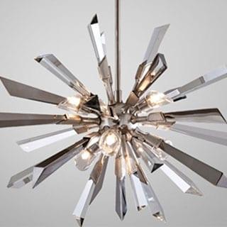 Inertia from Corbett Lighting & Inertia from Corbett Lighting | Hospitality Design