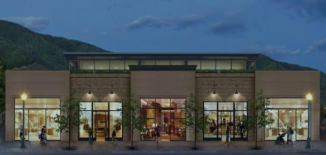 555 Design Completes David Burke Kitchen Hospitality Design
