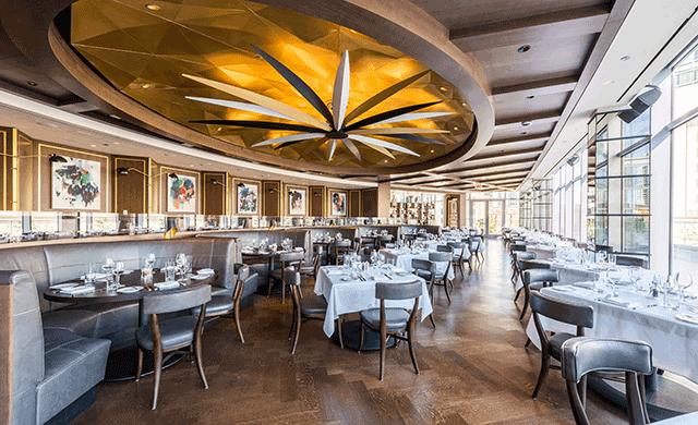 Hospitalitydesign gibsons italia arrives in chicago s