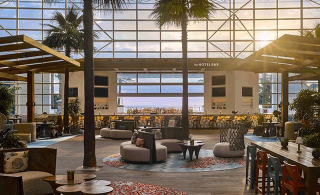 Interior Design For Hotel hospitality design | latest commercial interior design news