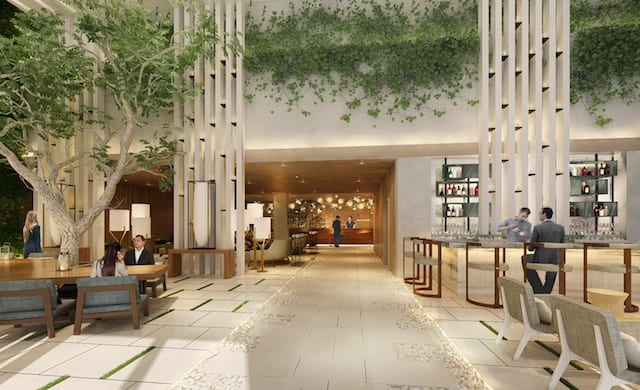 rockwell group to design dream hollywood hospitality design