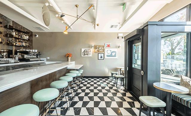 Felix Trattoria Debuts in LA Hospitality Design