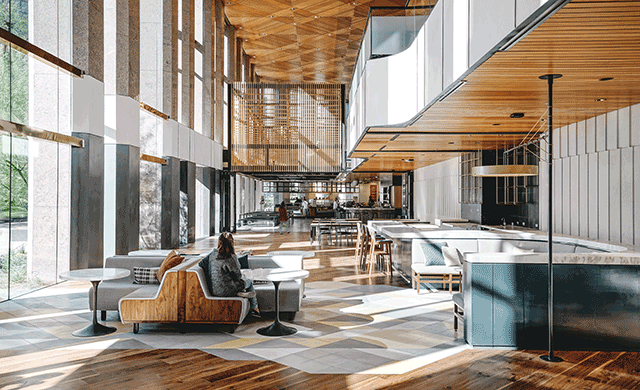 Trends Food Halls Hospitality Design