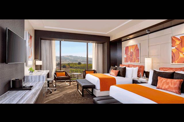 Graton Resort Unveils Expansion Hospitality Design