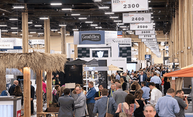 HD Expo | Industry Tradeshow & Conferece | Hospitality Design