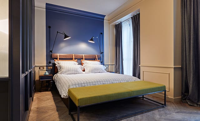 the hoxton paris to debut this summer hospitality design. Black Bedroom Furniture Sets. Home Design Ideas