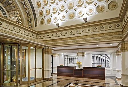 Hamilton Crowne Plaza Hotel Washington Dc Hospitality Design