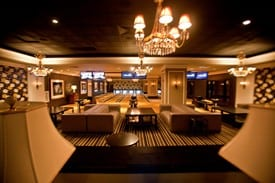 Online Exclusive High Rollers Luxury Lanes And Lounge At