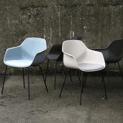 Fourme Armchair From Hightower Hospitality Design