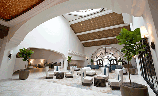 The Renovation And Rebranding Of Former Fess Parker Hotel Into Hilton Santa Barbara Beachfront Resort Is Set For Completion Later This Month