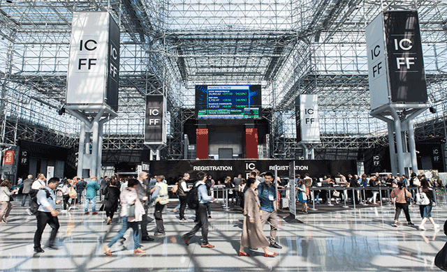 icff 2018 celebrates record attendance hospitality design