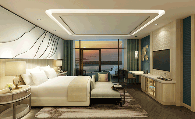 Dhabi Grand Marina Is Informed By The Regions Archaeological Discoveries And Historic Poetry Dallas Based Interior Design Firm Wilson Associates Drew