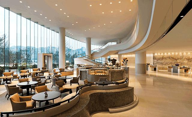 Andr Fu Crafts The Kerry Hotel Hong Kong Hospitality