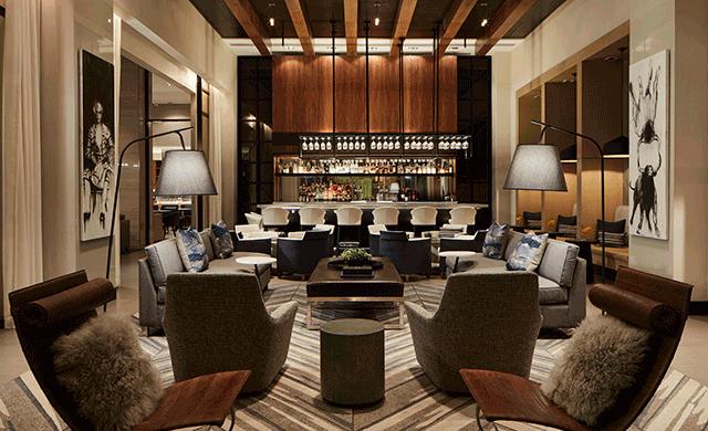 Le M 233 Ridien Ac Hotel Denver Downtown Hospitality Design