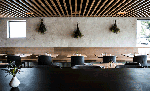 The Minimalist Longoven Restaurant Opens In Richmond Virginia