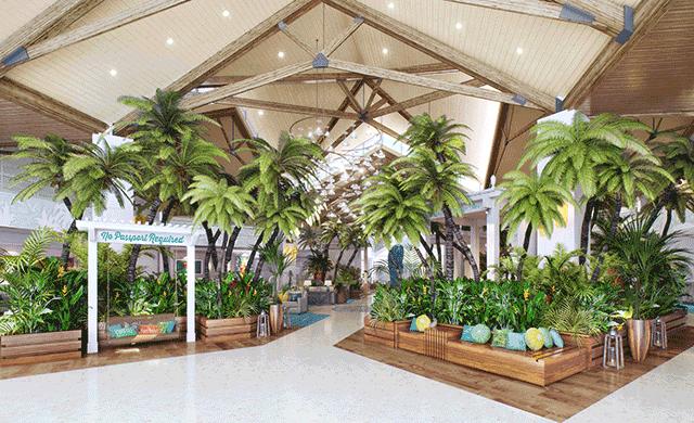 Nbww to design hotel component of margaritaville resort