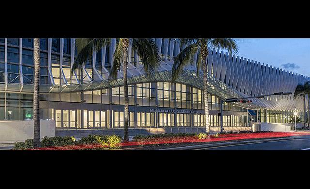 Miami beach convention center redesign nears completion - Home design miami beach convention center ...