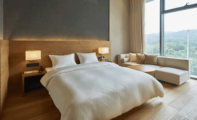 Minimalist Anese Lifestyle Retailer Muji Is Set To Launch The First Of Its Planned Hotels Later This Month In Shenzhen China Conceived By Company S