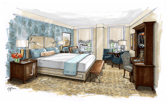 Nopsi hotel new orleans to debut this july hospitality for Design hotel new orleans
