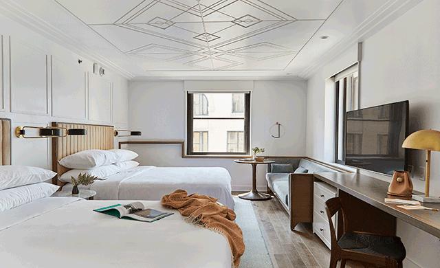 Hospitality design latest commercial interior design news for New dizain home