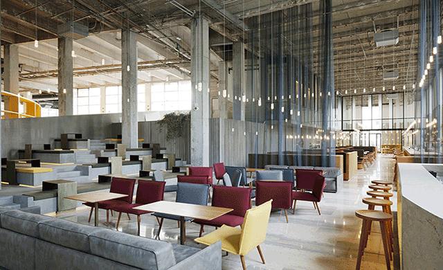 Palais De Tokyo Opens In Paris Hospitality Design