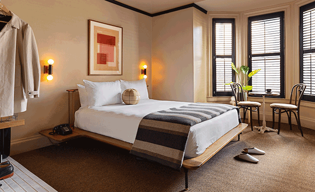 The Palihotel San Francisco by Palisociety Announces its ...