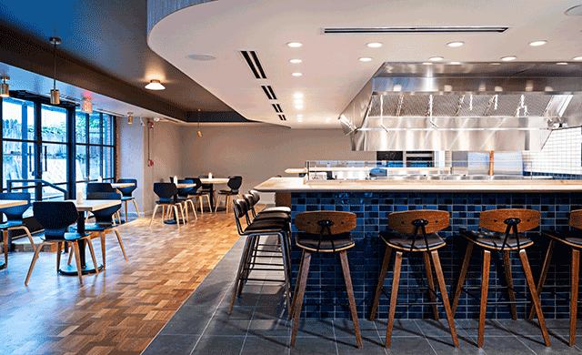 Reverie The Newest American Restaurant From Chef Johnny Spero Has Arrived In Upscale Georgetown Section Of Washington Dc Set Within A Cobblestoned