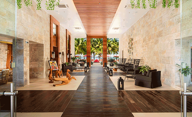 The S Hotel Jamaica Is Set To Make Its Debut This Month Along Doctor Cave Beach In Montego Bay Miami Based Design Firm Antrobus Ramirez Oversaw