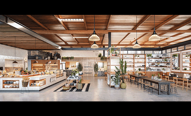 Artisanal Food Hall Slated to Arrive in Albuquerque, New Mexico in 2020