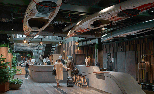 downtown hotel stockholm