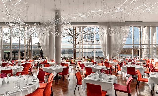 Jbi Renovates Iconic Dc Eatery Sequoia Hospitality Design