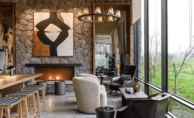 Luxury Lodge Singita Launches New Rwanda Retreat Hospitality Design