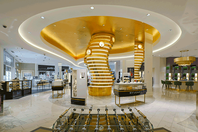 Palazzo To Welcome Luxury Retail Concept The Atrium Hospitality Design